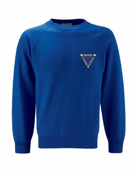 Tewin Cowper Primary Royal Sweatshirt